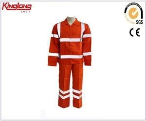 China wholesale men security apparel safety clothing workwear coveralls on sale
