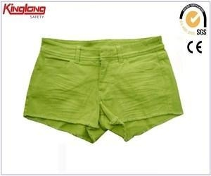 China Summer girls wear short cotton trousers,Cooling shorts china manufacturer on sale