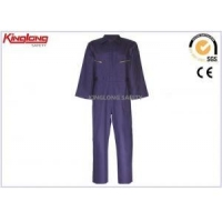 China Coverall Uniforms 100%Cotton Proban Flame Retardant Overalls ,Multi Pocket Fire Resistant Coveralls on sale