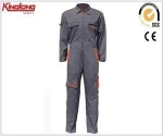 Mens Twill Coverall uniform, Working overalls China Supplier