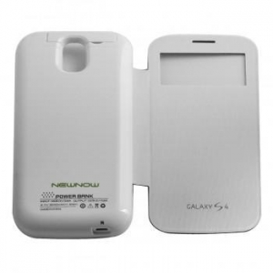 China NewNow 3200mAh Extended Battery Case for Samsung Galaxy S4 i9500 -White on sale