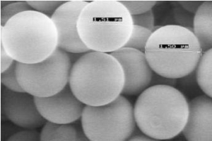 China Silica magnetic microspheres on sale