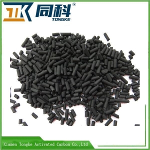 China Coal Based Bulk Activated Carbon For Catalyst Carrier on sale
