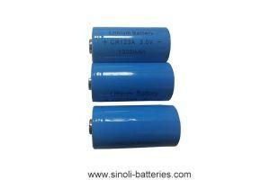 China Where to Buy the Best CR123A Lithium Battery Disposable Batteries for Flashlight Measuring Meter Smo on sale