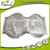 China Disposable 8 Shape Adult Diaper Inserts Incontinence Pads for Adults for sale