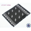 China Lady's Customized 14mm Silk Satin Twill Chiffon Company Airline Bank Square Or Oblong Printed Soft S for sale