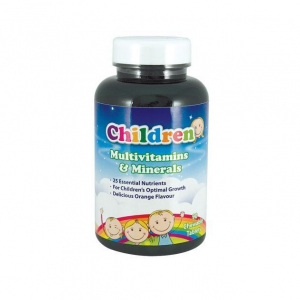 China Children Multivitamins & Minerals 90s on sale