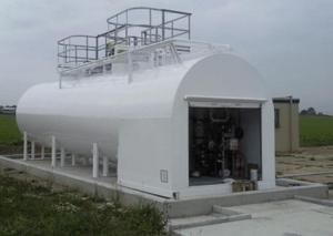 China Aviation Fuel Tanks Enclosed Bunded (Download PDF) on sale
