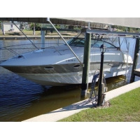 Power Boats 2007 Larson Cabrio 274