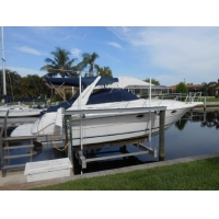 Power Boats 2001 Monterey 322 Cruiser