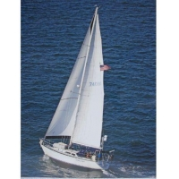 Power Boats 1981 C&C YACHTS 40-2 Centerboard