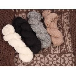 China Wool Shop Mule Spinner 2-Ply 70% Alpaca - Skeins on sale