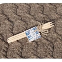 China Wool Shop River John Needle Company Birch Double Pointed Knitting Needles 7 on sale