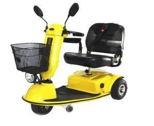 China Medicare Electric 2 Person Mobility Folding Disability Handicap Mobility Scooters INH601 on sale