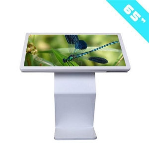 China Rotate All In One Pc Touch Screen/advertising Display/digital Totem Network All In One Hotel Lobby P on sale