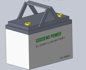 China 12V/24V/48V High Power Starting Battery Pack on sale