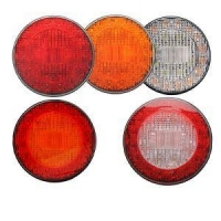 Led Round Trailer Tail Lights Led Round Trailer Tail Lights