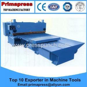 China China AnHui sheet metal guillotine shears cnc Hydraulic Guillotine Machine Admin Edit on sale