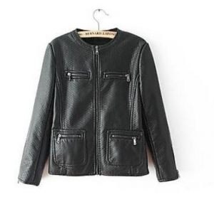 China WSP-25 women leather jackets on sale