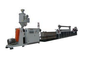 China PP Strapping Band Extrusion Production Line / Plastic Extruder Machine / Making Machine / Production on sale