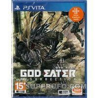 PSVITA GOD Eater Resurrection - CHI