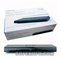 Blu-Ray Disc Player - Black