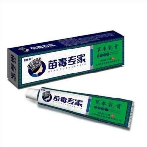 China Herbal Skin Care Cream on sale