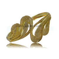BGEPR5397-BG Wholesale Latest Designs 24K Gold Plating Micro