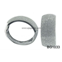 China BG0024 Hot sale 925 Sterling Silver Bengle with on sale