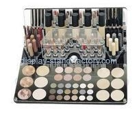 China Acrylic display stand manufacturers customize acrylic makeup drawer organizer NMD-175 on sale