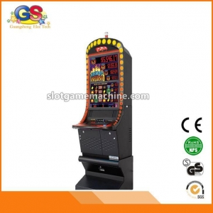 China Crazy Circus Gold fort Gambling Arcade Coin Pusher Game Machine Good Money Maker on sale