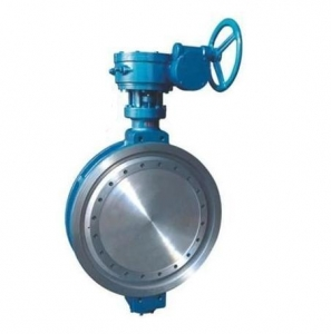 China Wafer Triple Offset Butterfly Valve on sale