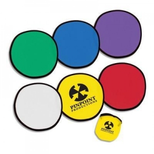 China Flying Disc with Pouch - (printed with 1 colour(s)) - (109709_TRDZ) on sale