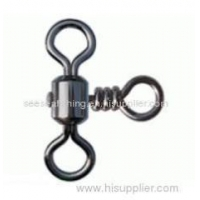 Fishing tackle accessories Cross-line Rolling Swivel