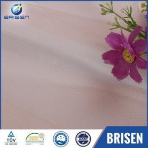 China Decoration Polyester Colorful Fine Coloured Tulle Fabrics For Sale on sale