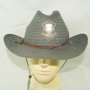 China Straw felt wholesale kids cowboy hats on sale