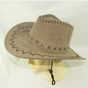China Wholesale leather cowboy hats made in mexico on sale