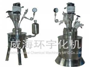 China Lab High Pressure Reactor Reactor System on sale