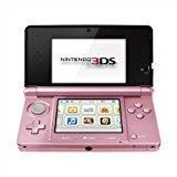 China Nintendo 3DS, Pearl Pink on sale