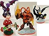 China 4 x NEW Skylanders Giants Figures SWARM Shroomboom CYNDER Sonic Boom swap force on sale