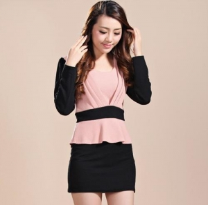 China cool patterns lady favorite clothes on sale