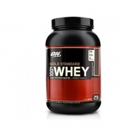 Optimum Nutrition 100% Whey Gold Standard Double Rich Chocolate 2 lb(s)/ 909 gm