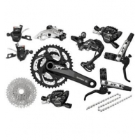 OFFER! Shimano Deore XT 10 SPD Groupset