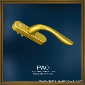China Excellent Double Sided Fancy Door Pull Handle on sale
