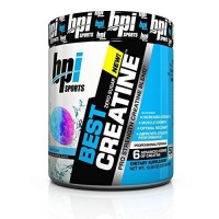 BPI Sports Best Creatine, 10.58 Ounce  Snow Cone