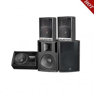 China 10 Inch 2-way Full Range Classic Martin Style Club Pro Audio Loudspeaker System on sale