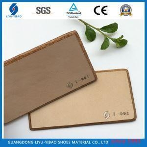 China Artificial Leather Rubber Soling Sheet For Men Shoes on sale