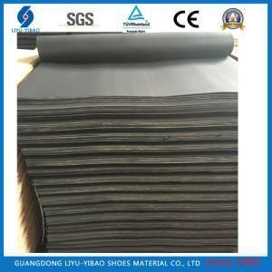 China Price Concessions Black Abrasion Resistant Rubber Non-slip Soles Sheets on sale