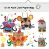 China Kraft Small Paper Bags For Arts And Crafts And Kids Hobby Idea for sale