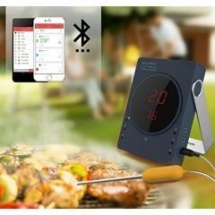 China Bluetooth BBQ Meat Thermometer with APP on sale
